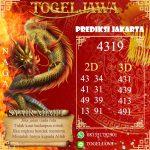PREDIKSI JITU JAKARTA (JKT) 30 APRIL 2021