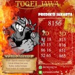 PREDIKSI JITU JAKARTA (JKT) 19 APRIL 2021