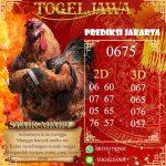 PREDIKSI JITU JAKARTA (JKT) 3 Mei 2021