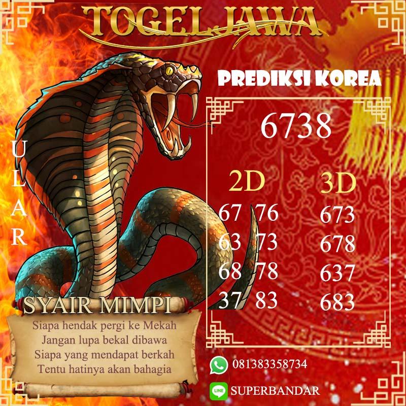 PREDIKSI JITU KOREA (KOR) 5 Mei 2021